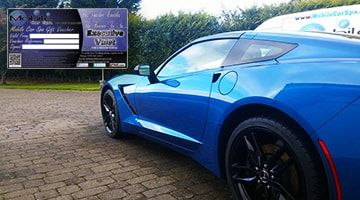 Mobile Car Spa Gift Vouchers